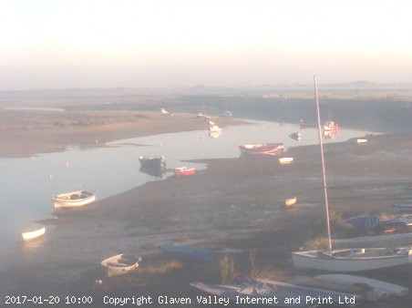 View from our Burnham webcam.